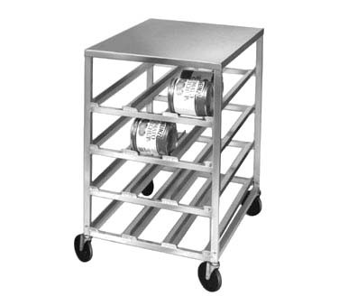 "Channel CSR-3MS - Can Storage Rack, mobile, 34"" H"
