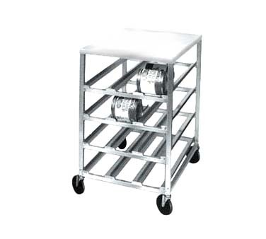 "Channel CSR-4MP - Can Storage Rack, mobile, 43"" H"