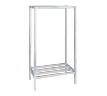 "Channel ED2454-2 - Dunnage Shelving Unit, tubular, 54""W x 24""D x 64"" H"