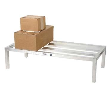 "Channel HD2448 - Dunnage Rack, 12""H x 48""W x 24""D, 2500 lbs. capacity"