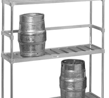 Channel KS160 - Back Stop For Keg Storage Rack, 60""