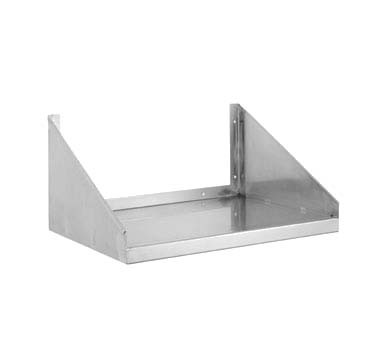 "Channel MWS2424 - Microwave Shelf, wall mount, 24""W x 24"" D"