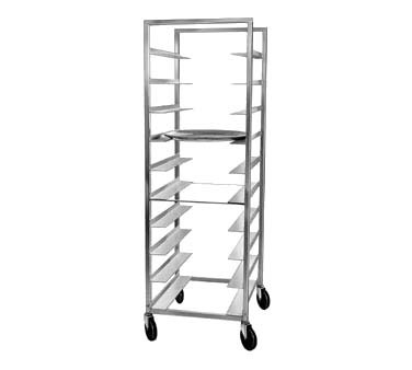 "Channel OT-63 - Tray Rack, 36""H, 6"" spacing"