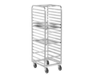 "Channel WA04 - Bun Pan Rack, Walk-In, 64"" H"