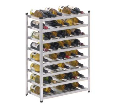 "Channel WINKD861 - Wine Rack, (8) shelves, 34-1/2""H x 22-1/2""W x 12-3/4"" D"