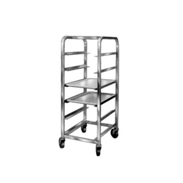 "Channel 524SP - Utility Platter Rack, mobile, 20-1/2""W x 26""D x 44"" H"