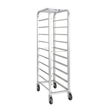 "Channel AXD516P3 - Utility Platter Rack, mobile, 13""W x 26""D x 36"" H"