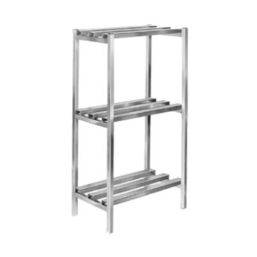 "Channel DR2442-3 - Dunnage Shelving Unit, 42""W x 24""D x 64""H, (3) shelves"