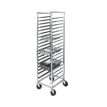 "Channel ETPR-5E3 - Steamtable Pan Rack, 16-1/2""W x 22""D x 36""H, end load"