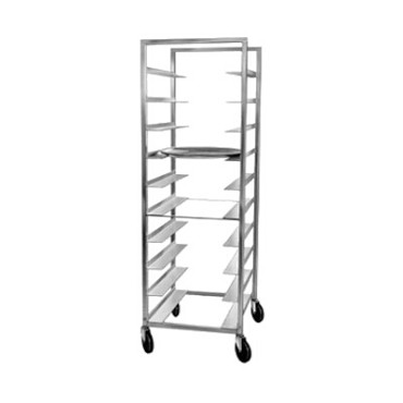 "Channel OT-83 - Tray Rack, 36""H, 8"" spacing"