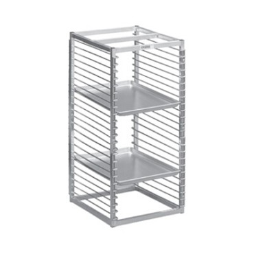 "Channel RIW-29 - Reach-In Rack, 20-1/2""W x 25""D x 51""H, welded 1"" extruded aluminum tubular frame"