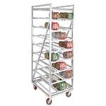 Channel CSR-99M - Can Storage Rack, mobile, 88