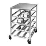 Channel CSR-3 - Can Storage Rack, mobile, 34