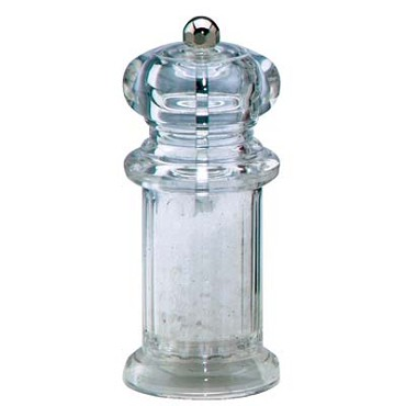 Chef Specialties 1752 - Citation Acrylic Salt Mill, 5-1/2 in.