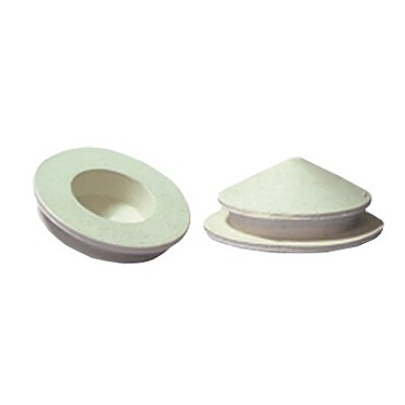 Chef Specialties 36099 - Rubber Plugs Only, for Wood Mills, white