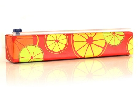 Chic Wrap 9902 - Plastic Wrap Dispenser, Citrus