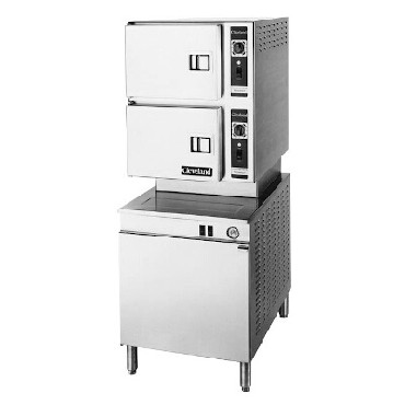 "Cleveland 24CGM200 - Pressureless Convection Steamer, Gas, 24"" wide"