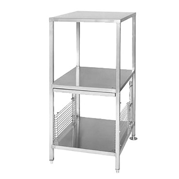 Cleveland ES2446 - Equipment Stand, for Steam Kettles, (2) Shelves