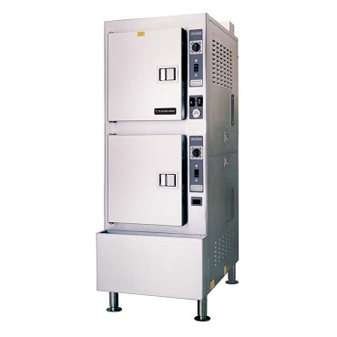 24CDP10 Cleveland Range - Steamer, Convection, Direct-Steam, Floor Model