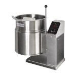 Cleveland KET12T - 12 gallon table top electric kettle, manual tilting