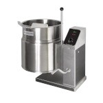 Cleveland KET12TGB - 12 gallon table top electric kettle, manual tilting