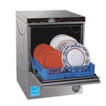 CMA-180UC W/DISPENSERS - Dishwasher, undercounter, high temp. sanitizing, built-in 6kw bo