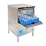 CMA-181 GW - Energy Mizer Undercounter Glasswasher, 30 Racks/Hour