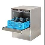 CMA UC65E - Dishwasher, undercounter, high temp. sanitizing with built-in bo
