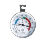 Comark UTL80 - Refrigerator/Freezer Thermometer, Dial