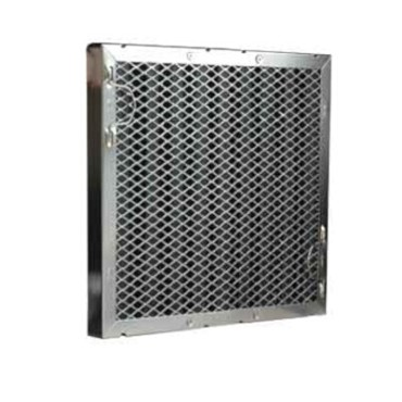 "Component Hardware 152516 - Baffle Filter, welded steel, 25""H x 16""W, 1-3/4"" thickness"