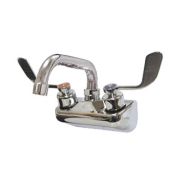 "Component Hardware TLL15-4106-SE4Z - Faucet, wall mount, 4"" OC, 6"" swing spout"
