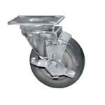 Component Hardware CMP1-4RBB - Caster, swivel, 4