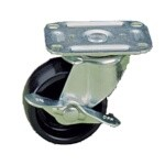 Component Hardware CLP2-3BBN - Caster, swivel, 3