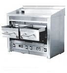 Connerton A-4F - Broiler/Griddle Combo, 47