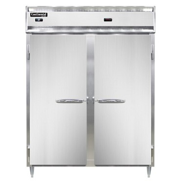Continental Refrigerator DL2RWE-SA-PT - Refrigerator/Heated Cabinet
