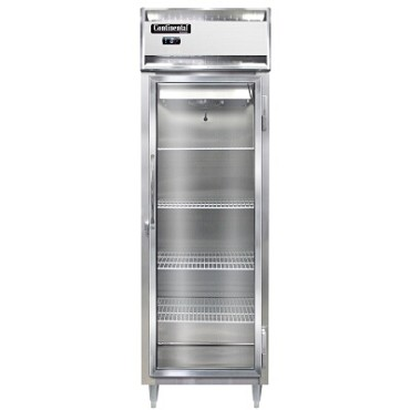 Continental Refrigerator DL1F-GD - Reach-In Freezer, 1-Section