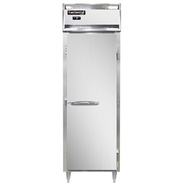 Continental Refrigerator DL1F - Reach-In Freezer, 1-Section