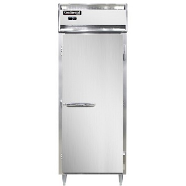 Continental Refrigerator DL1FE-PT - Reach-In Freezer, 1-Section