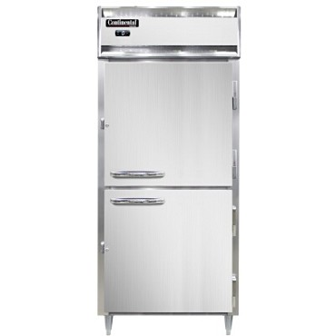 Continental Refrigerator DL1FX-SS-PT-HD - Freezer, Extra-Wide, 1-Section