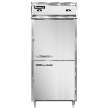 Continental Refrigerator DL1RFXS-SA-HD - Refrigerator/Freezer, 1-Section