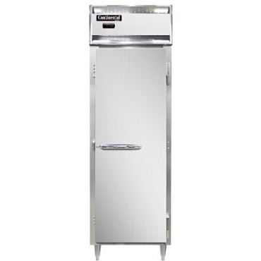 Continental Refrigerator DL1W - Reach-In Heated Cabinet, 1-Section