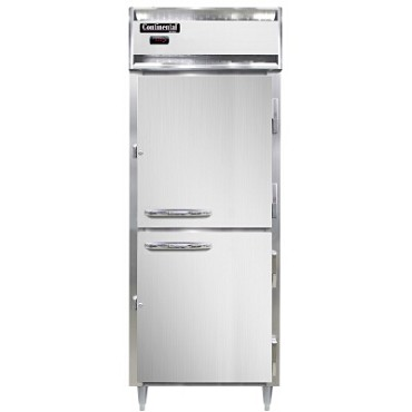 Continental Refrigerator DL1WE-SA-HD - Reach-In Heated Cabinet, 1-Section