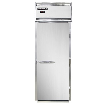 Continental Refrigerator DL1WI - Roll-In Heated Cabinet, 1-Section