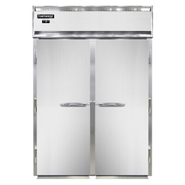 Continental Refrigerator DL2FI-E - Roll-In Freezer, 2-Section