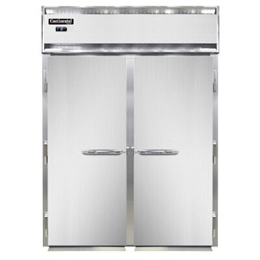 Continental Refrigerator DL2FI - Roll-In Freezer, 2-Section