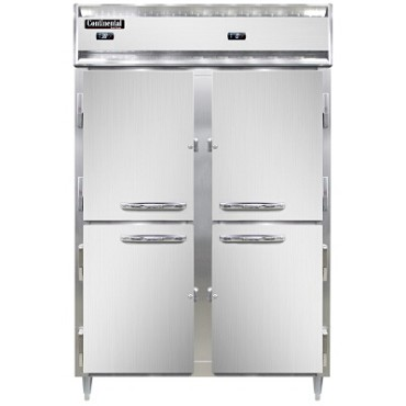 Continental Refrigerator DL2RF-SA-HD - Refrigerator/Freezer, 2-Section