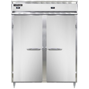 Continental Refrigerator DL2RFE-SS - Refrigerator/Freezer, 2-Section