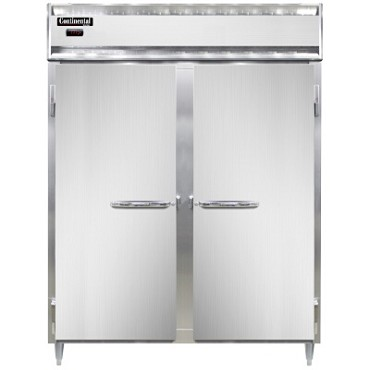 Continental Refrigerator DL2WE-SA - Reach-In Heated Cabinet, 2-Section