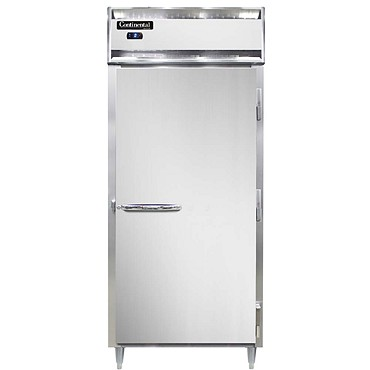 Continental Refrigerator DL1FXS - Freezer, Extra-Wide, 1-Section