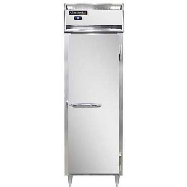 Continental Refrigerator DL1RS-SA - Reach-In Refrigerator, 1-Section